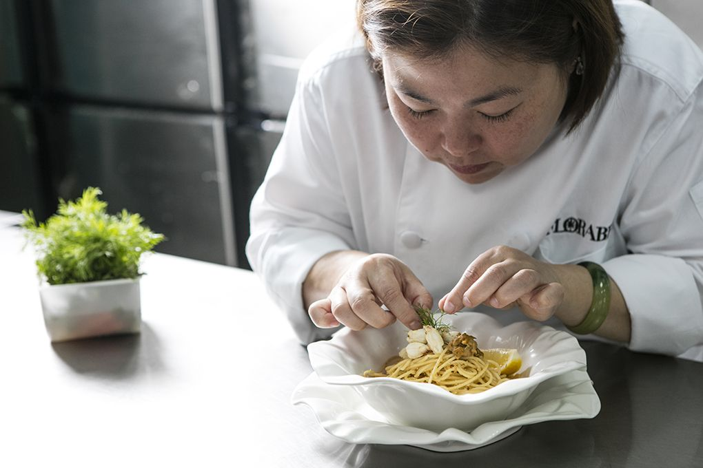 Meet The Chef: Florabel Co-Yatco