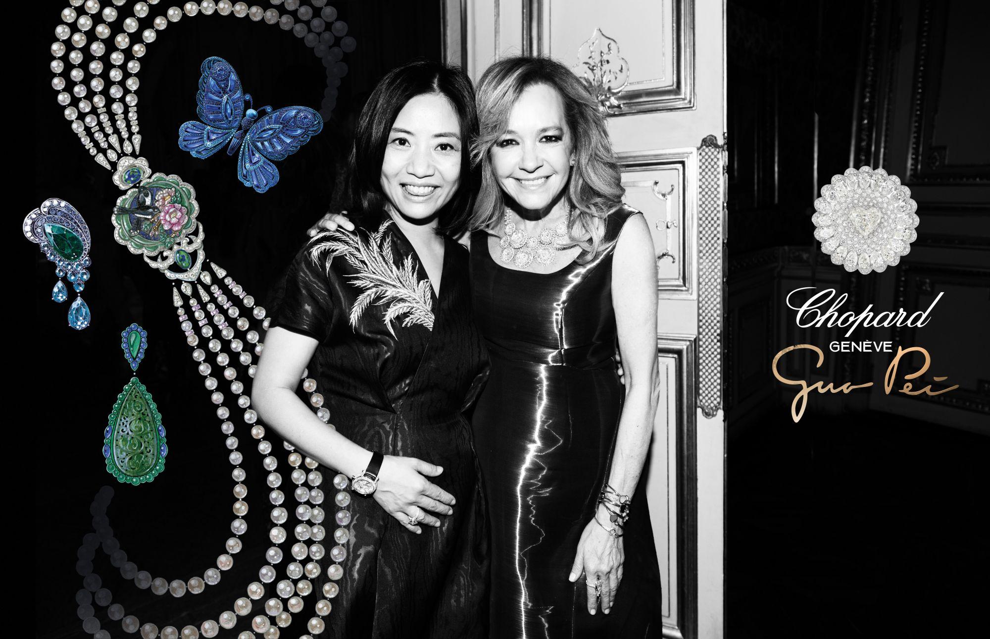 CrazyRouge Presents: Chopard & Guo Pei Paris Haute Couture