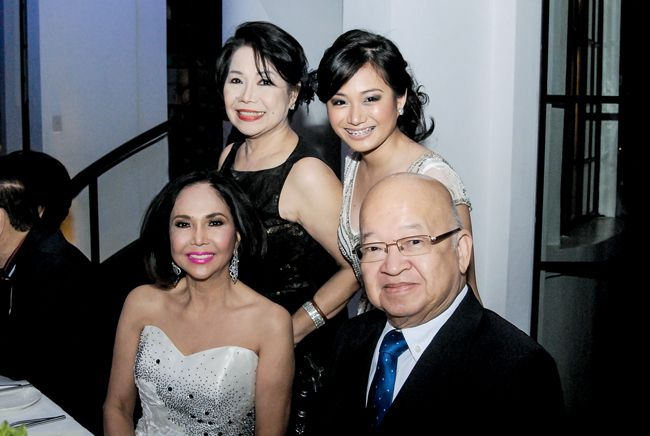 Fortune Ledesma, Florita Tan, Mica Tan Rene Ledesma