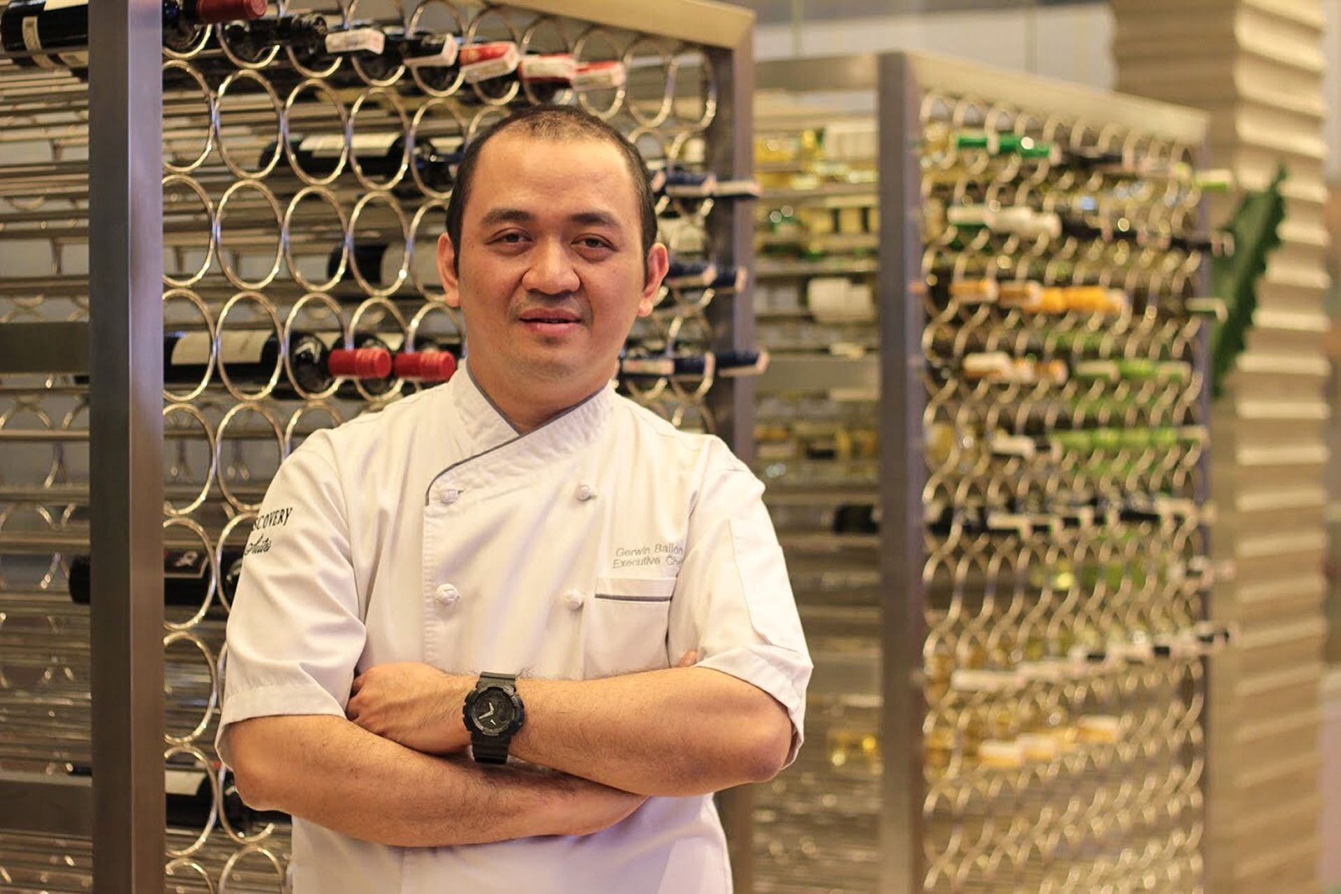 Meet The Chef: Gerwin Bailon