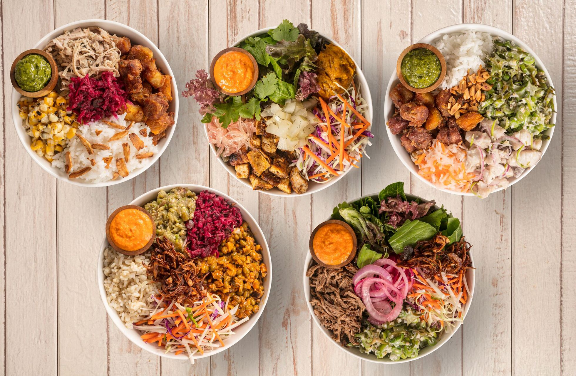 Berde Bowls: Wholesome & Homegrown