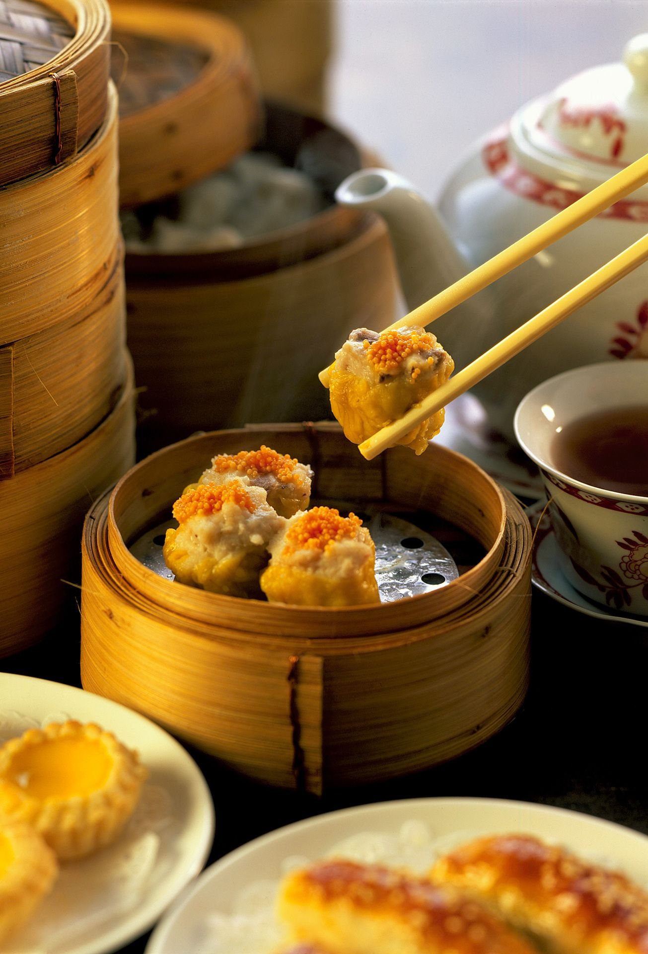 How to do dim sum like a pro over Chinese New Year