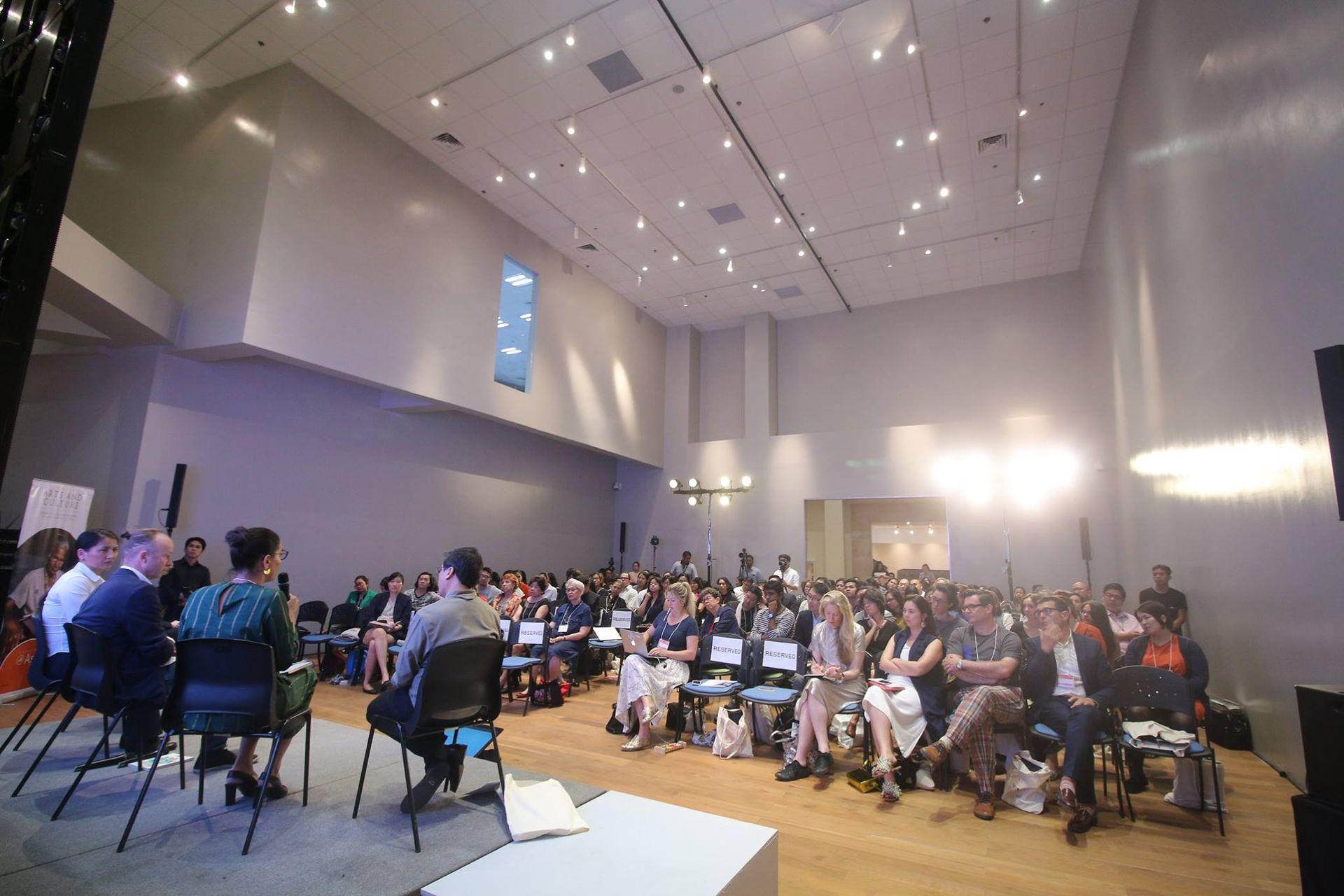 Asia Society 2017 Arts & Museum Summit