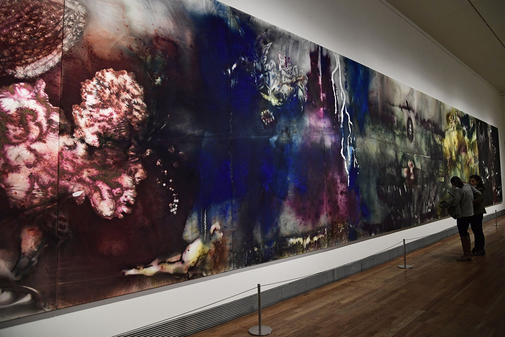 Gunpowder and explosive art as Prado museum hosts Cai Guo-Qiang