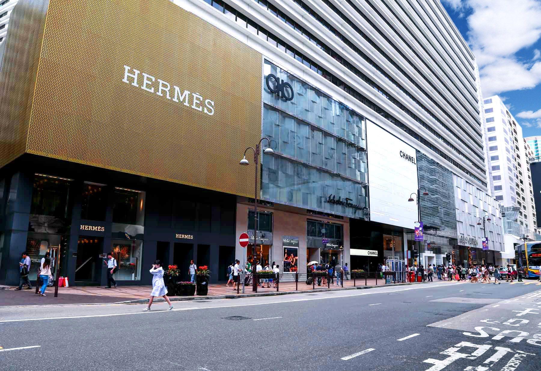 Making HK shopping more fun at Kowloon Shangri La