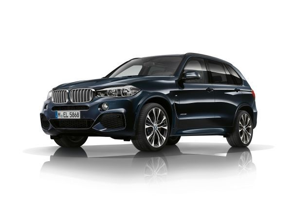 BMW's Full-size SUVs Get The M Treatment