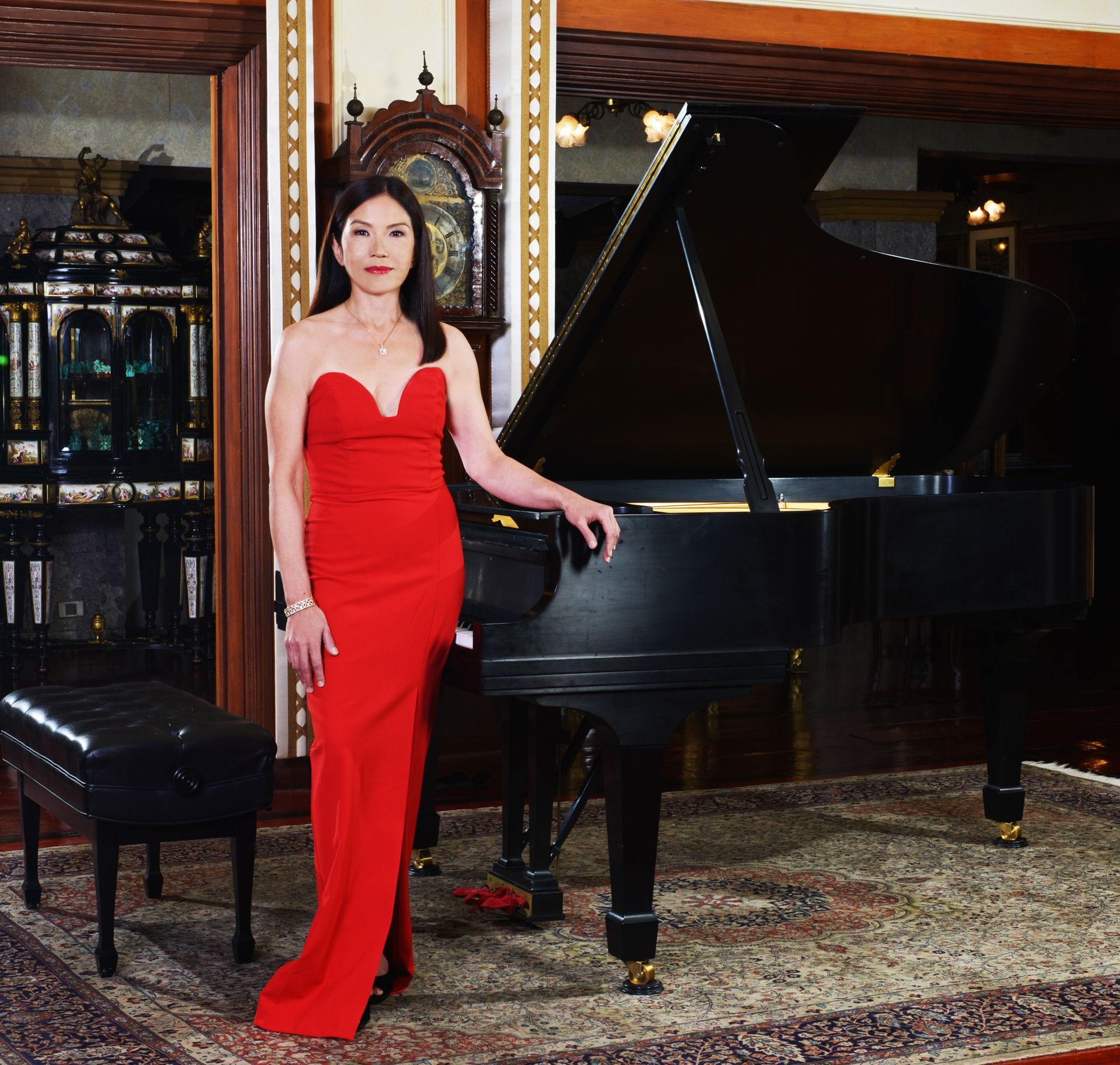 Cecile Licad Chopin In The Key Of C