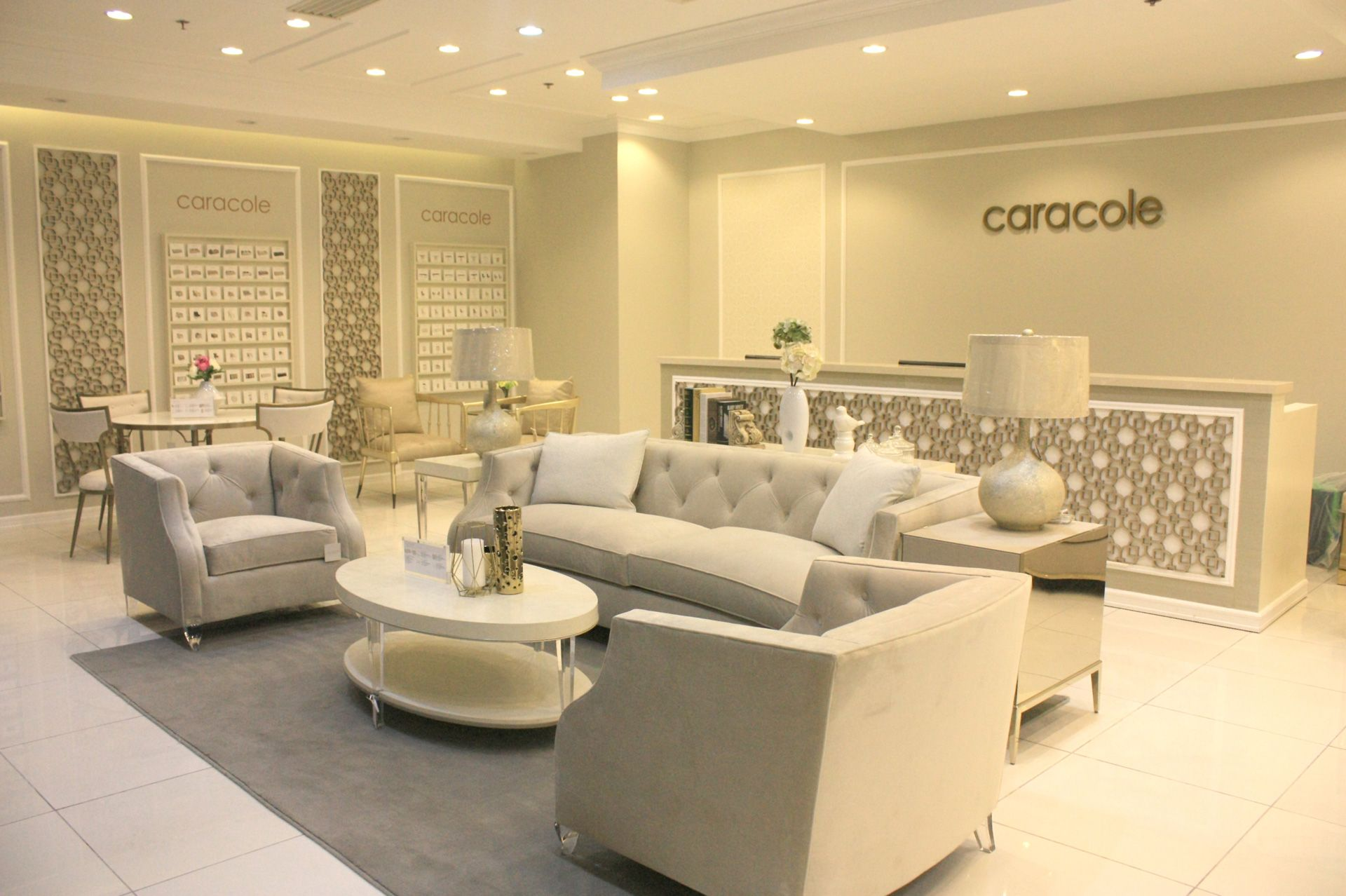 Gorgeous Finds At The New Caracole Showroom Philippine Tatler