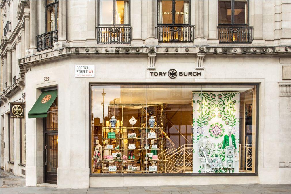 Tory Burch Celebrates Its Regent Street Boutique