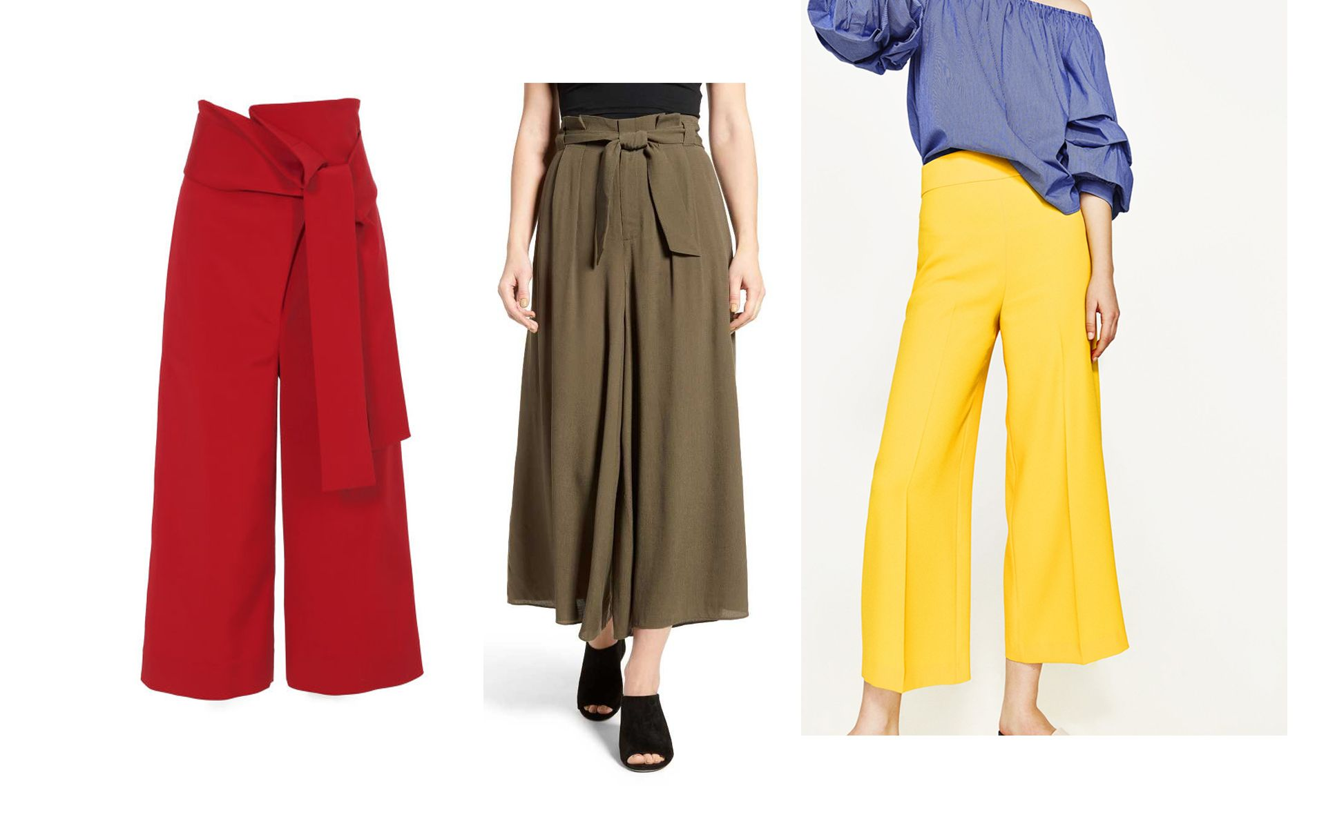 Tatler Style Tips: How To Wear Culottes