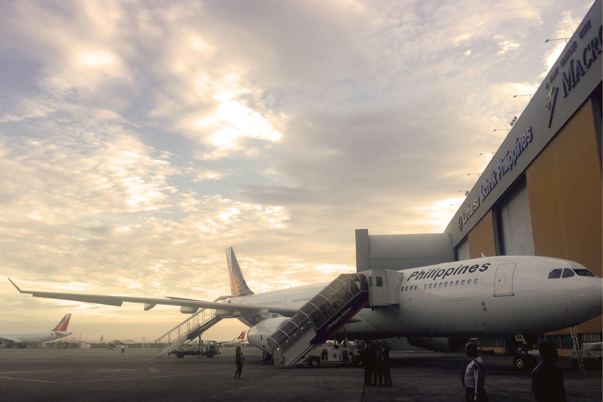 Philippine Airlines Unveils Reconfigured Airbus A330