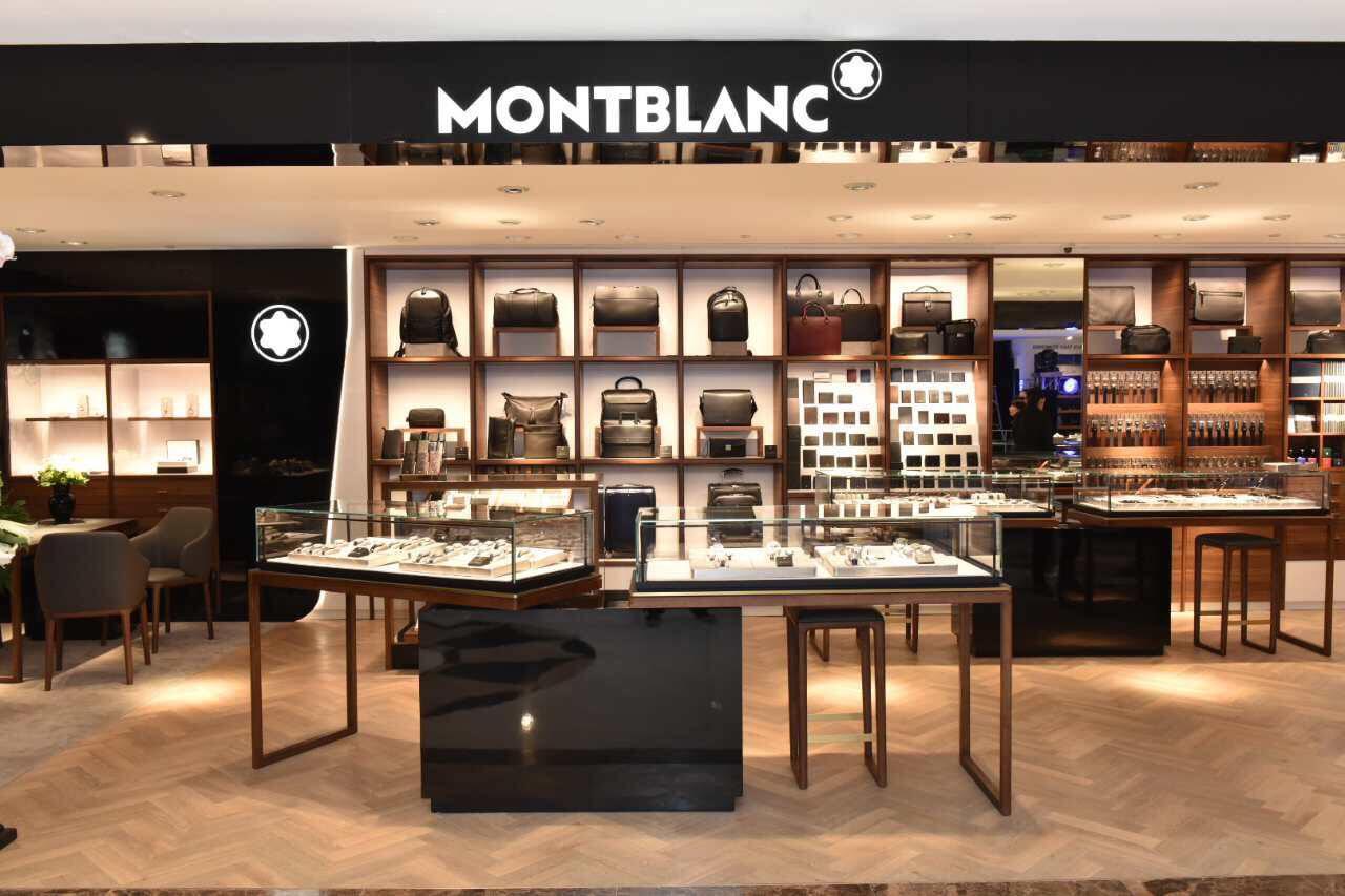 Montblanc Unveils New Store Concept  98e7ef95d8f92
