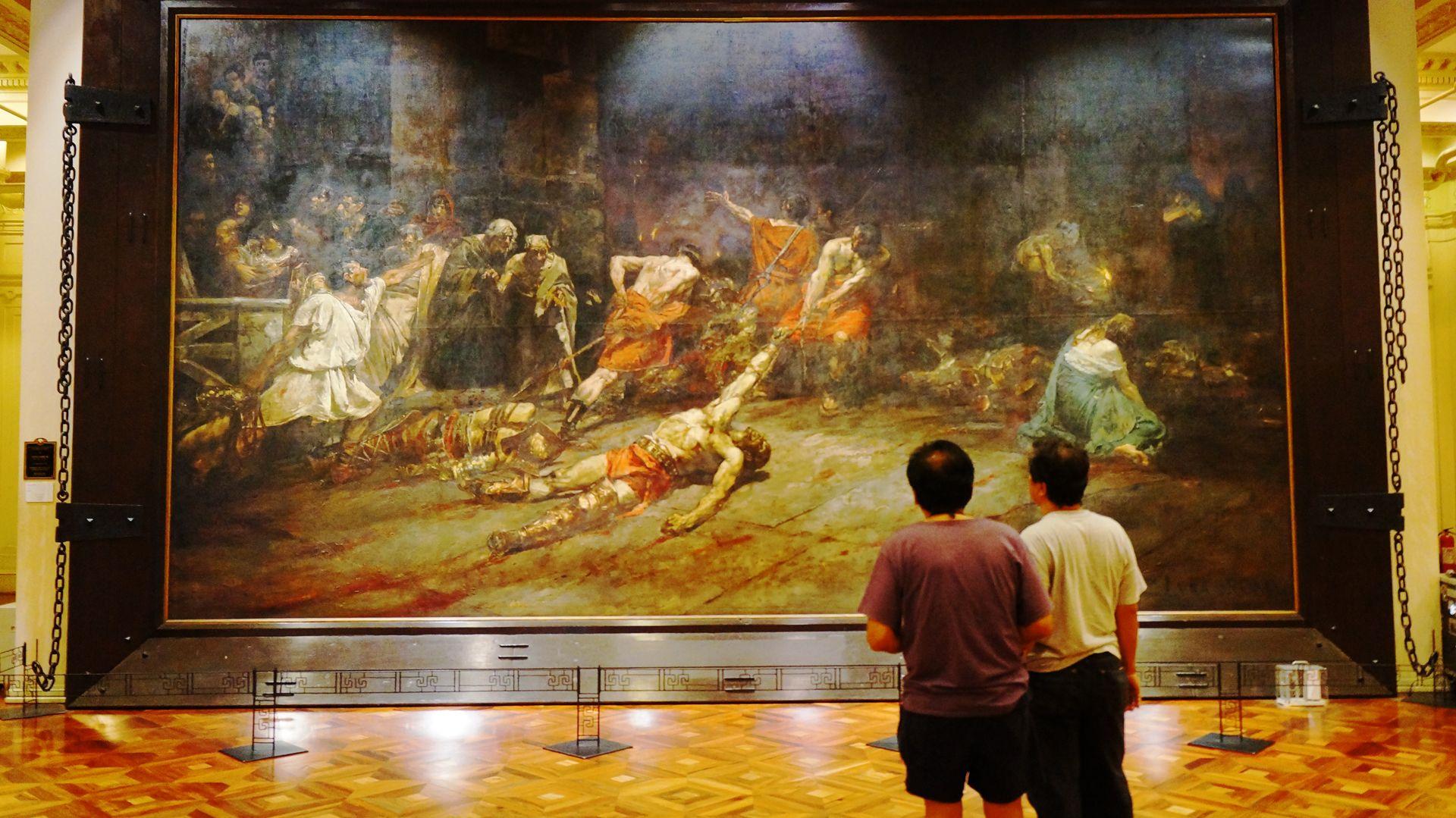 Philippine Artworks With Contested Histories: Felix Hidalgo's Masterpiece, Juan Luna's Women, Jose Rizal's Wedding And More