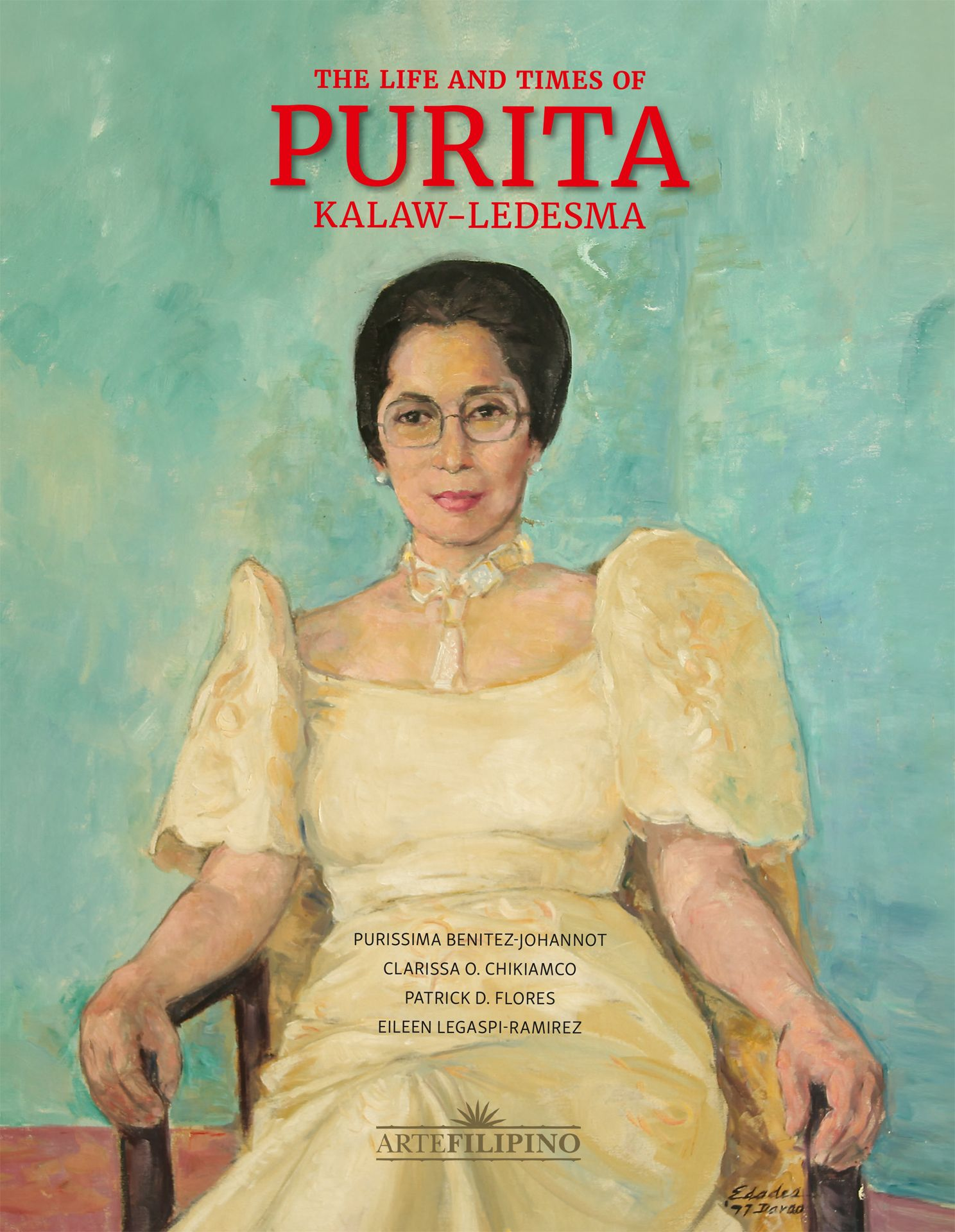 Vibal Foundation Launches The Life and Times of Purita Kalaw-Ledesma Book