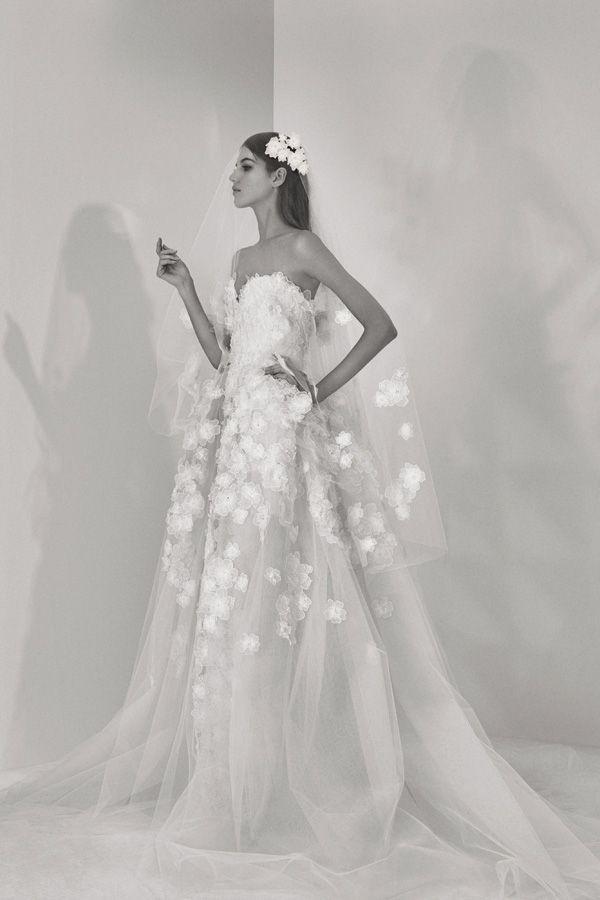Elie Saab Wedding Dresses.10 Elie Saab Gowns For Bold Brides Philippine Tatler