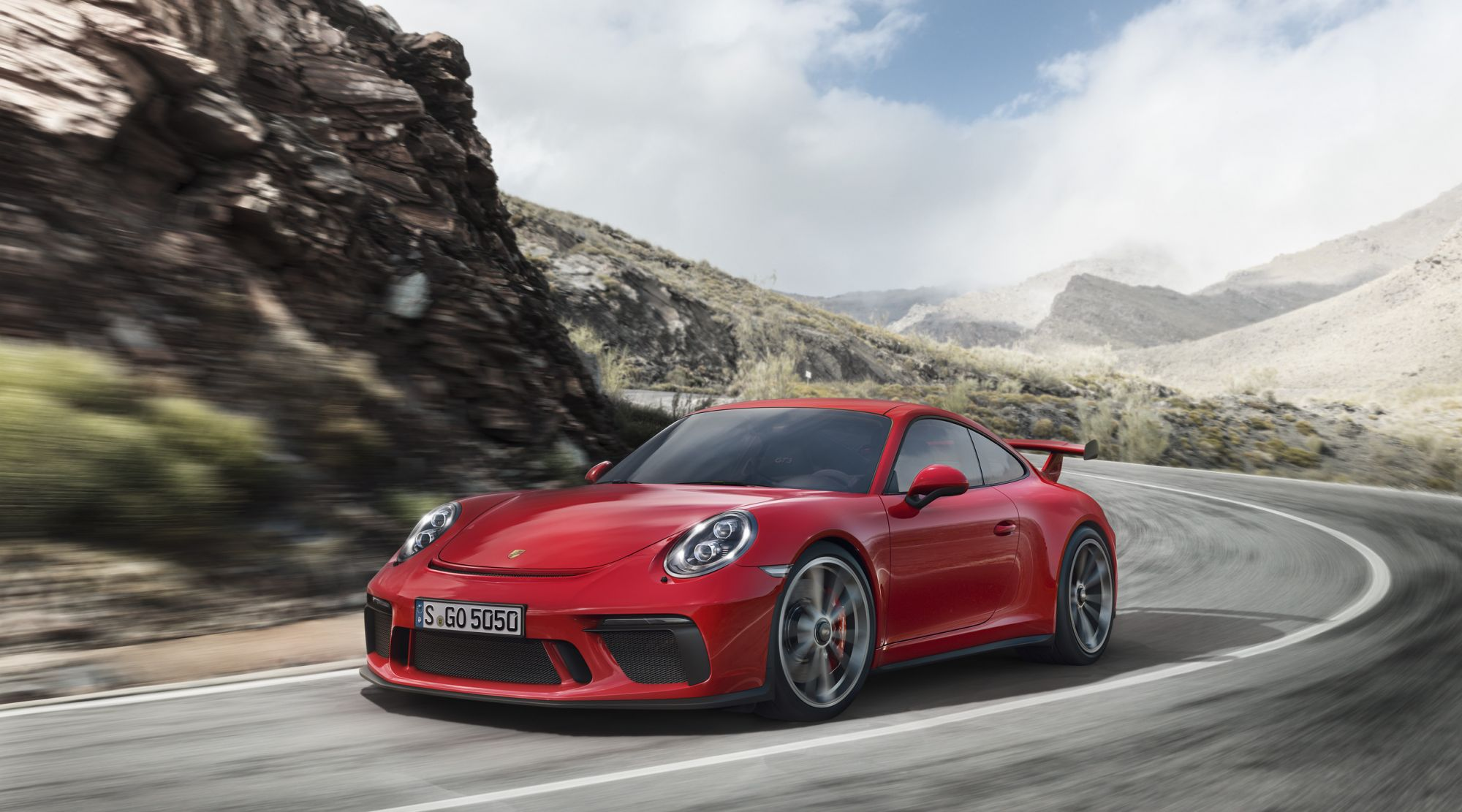 Porsche Pushes Performance With The New 911 Gt3 Tatler Philippines