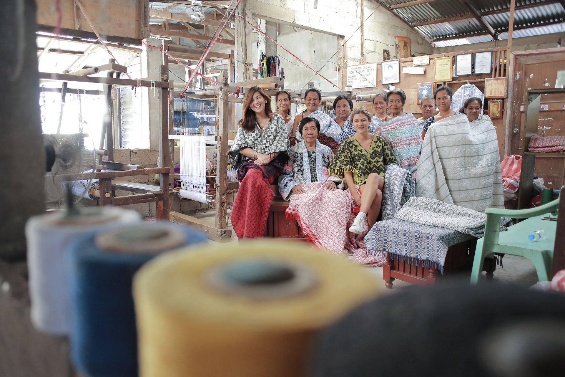 PIOPIO: a new spin on traditional Filipino fashion