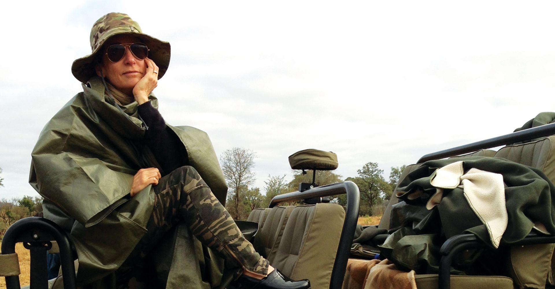 Bobbi Brown in the Wild: Safari Diaries