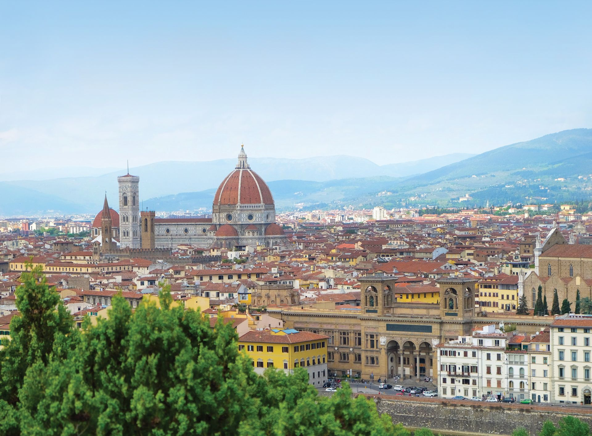 #Fifty Going To Florence