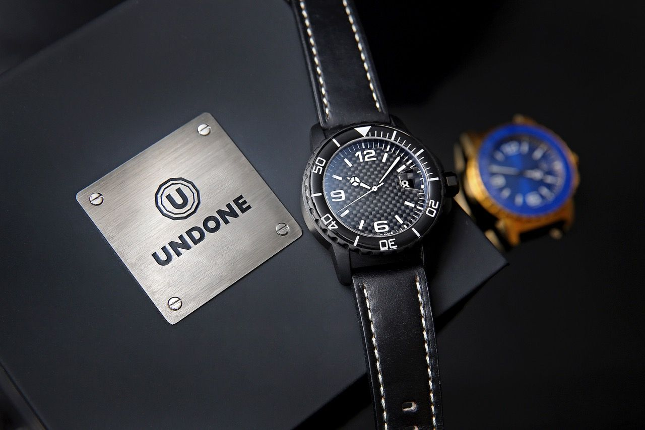 When watches come Undone