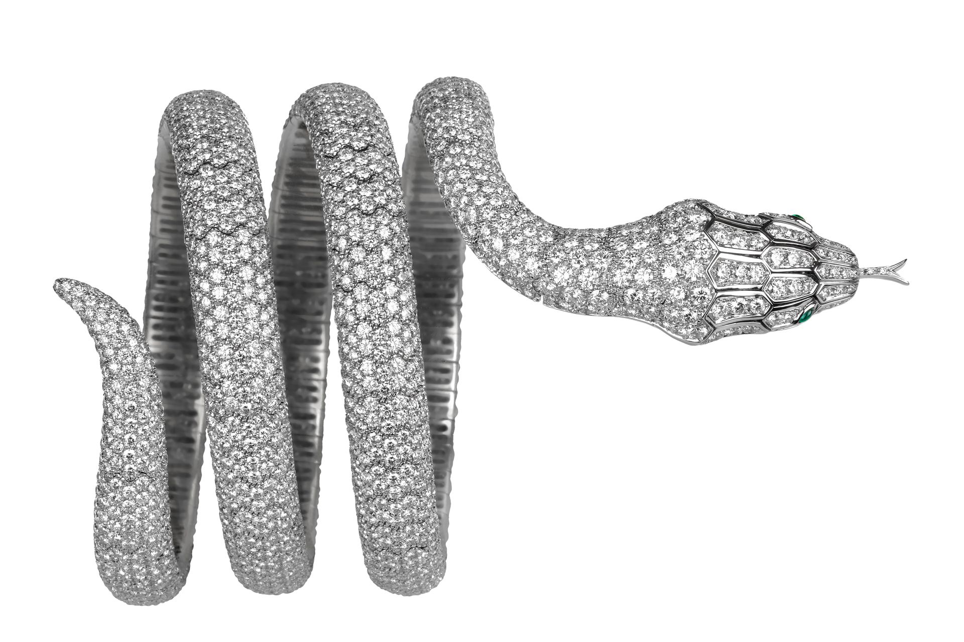 'Collection of Animals' brings new beasts to Boucheron's iconic jewelry menagerie