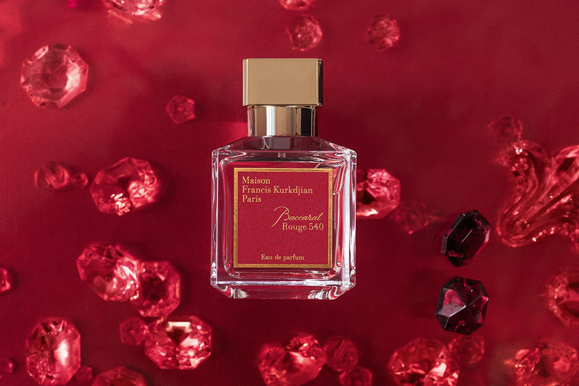 6abfcf1ca67a9 Baccarat Rouge 540 is a new addition to the Maison Francis Kurkdjian  perfume range