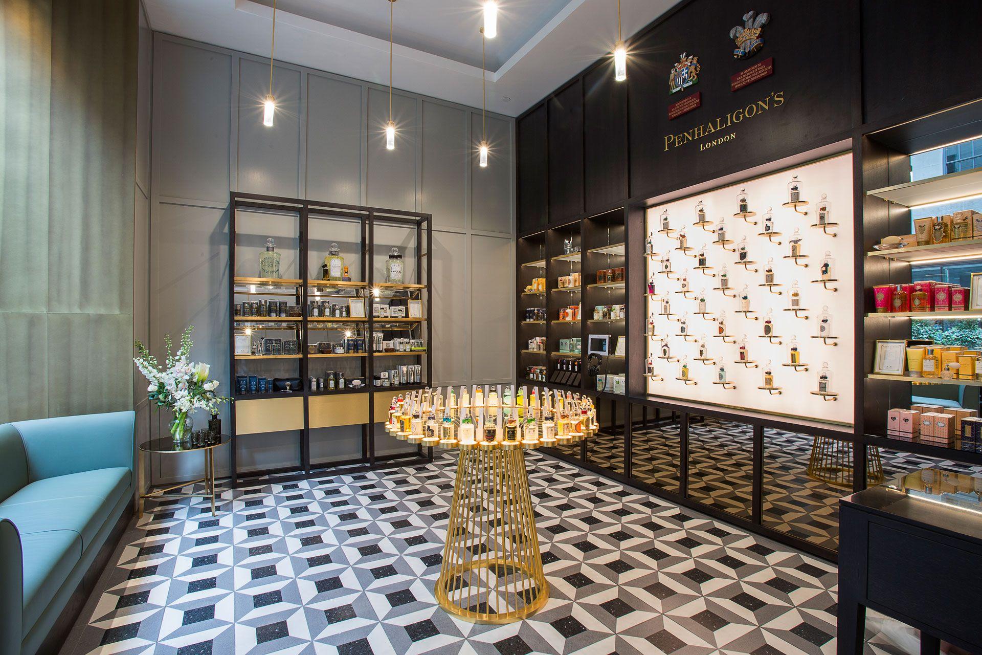 Royal perfumer Penhaligon's opens up in New York
