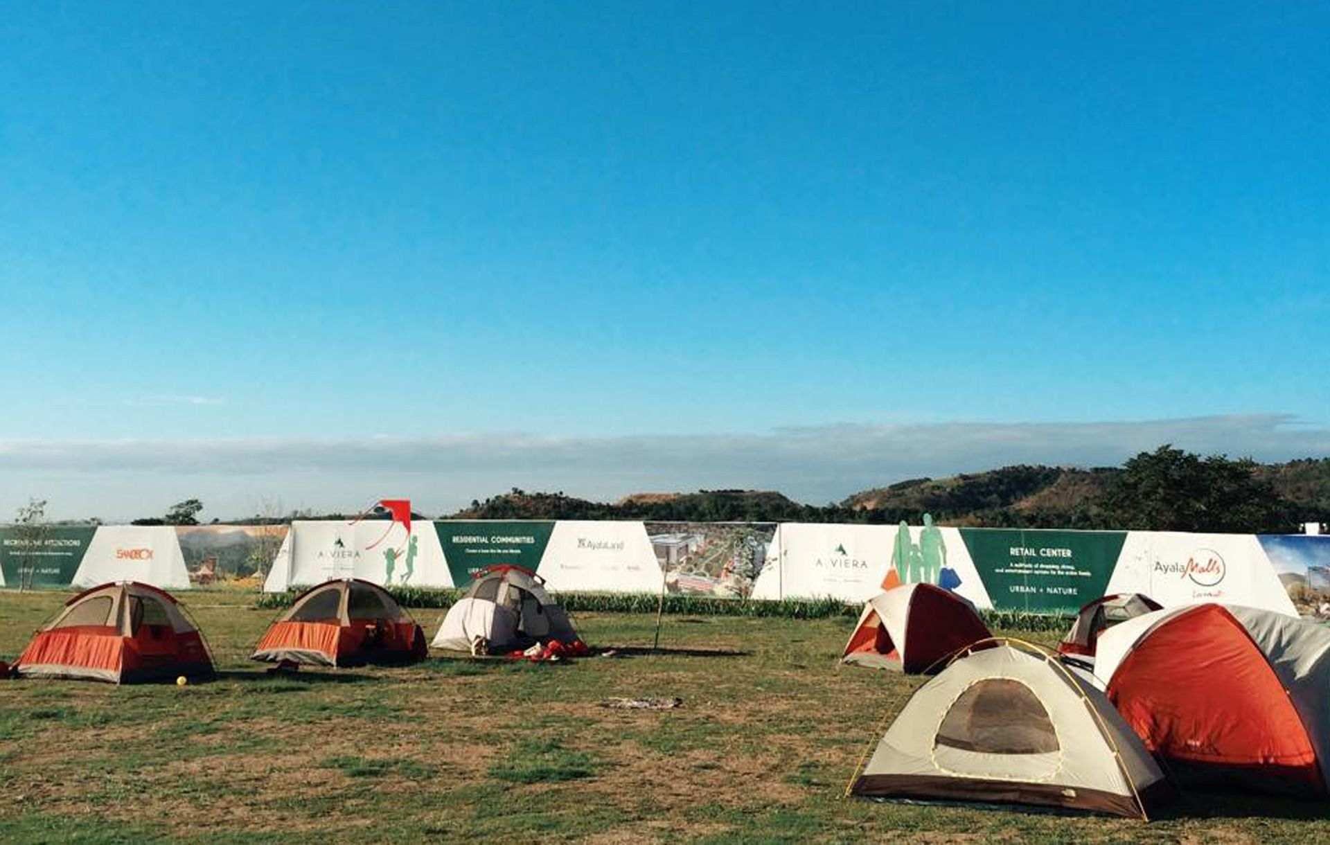 Holiday Camping Adventure at Alviera