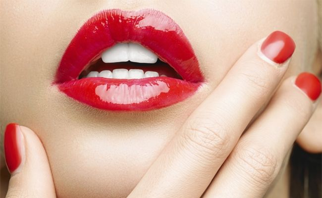 5 Easy Steps For Perfect Red Lips