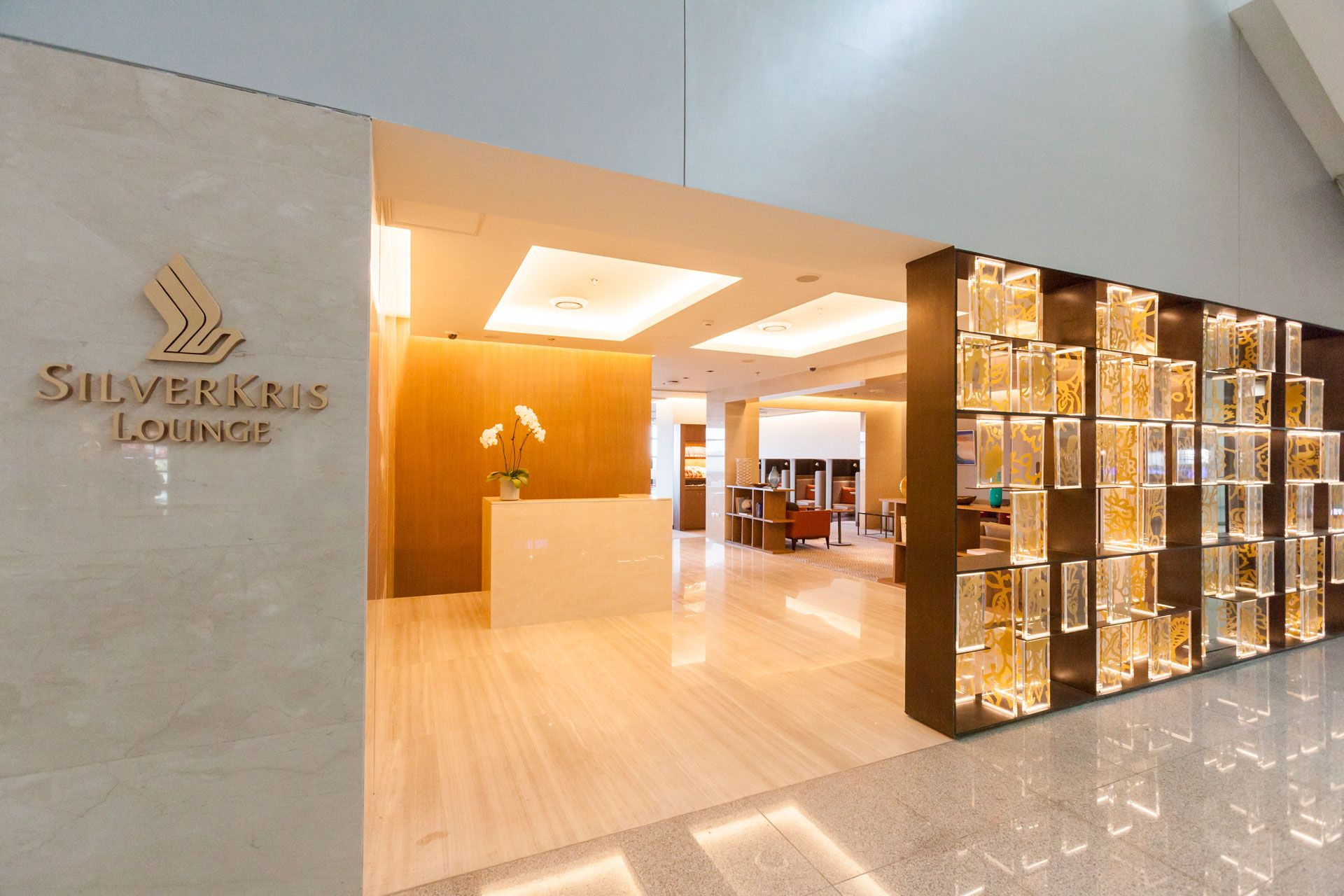 Home Away from Home: Singapore Airlines' SilverKris Lounge