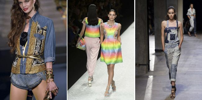 c4718f49e1 Spring Summer 2015  ready-to-wear influenced by the 90s