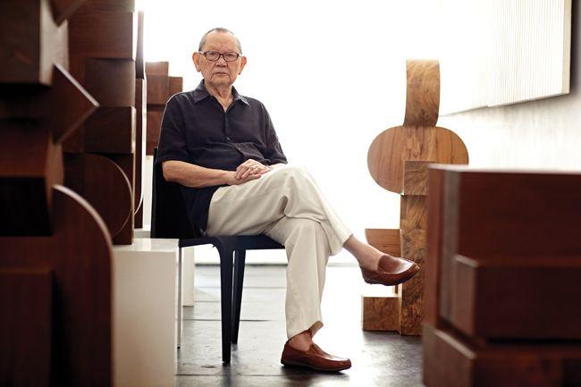 Arturo Luz: Finding Freedom