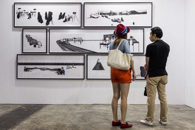 Philippine Galleries at the Art Basel 2015 Hong Kong