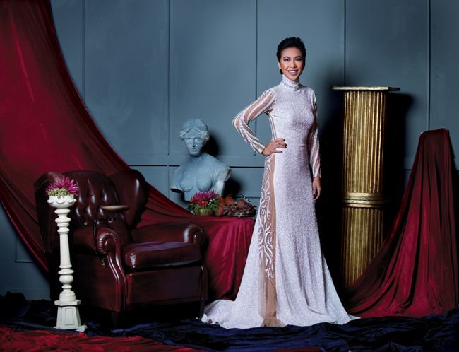 Most Stylish Woman 2014: Felicia Atienza