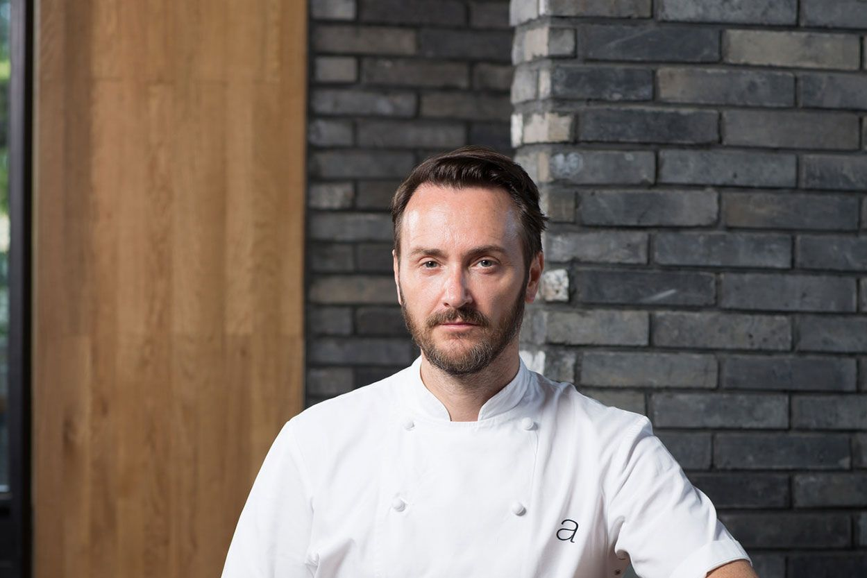 Chef Jason Atherton Makes The Pig And Palm December More Special