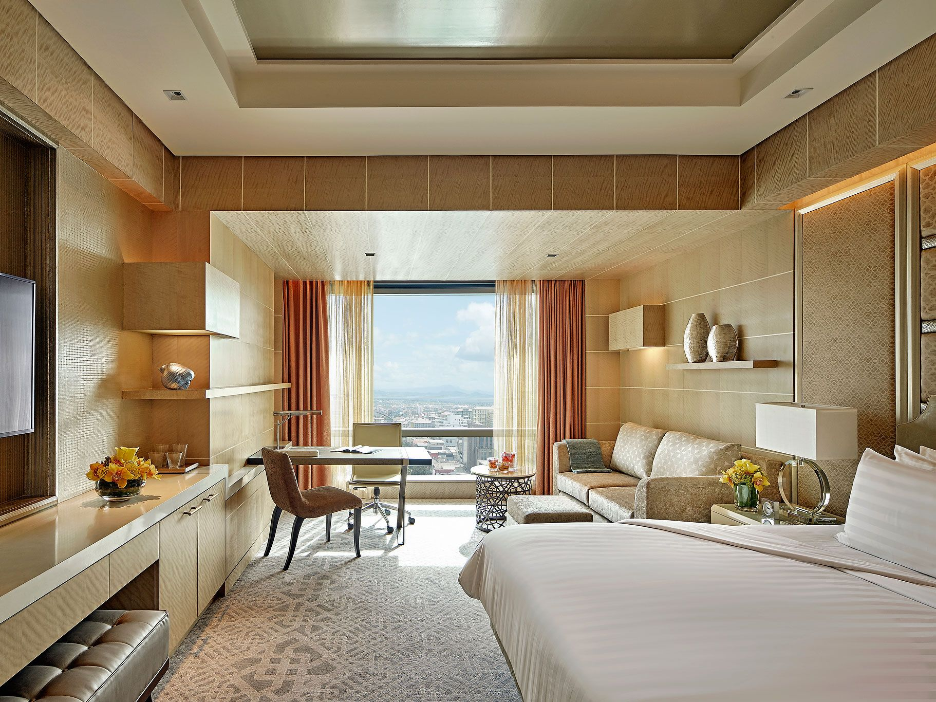 A Luxurious Holiday At Shangri-La At The Fort