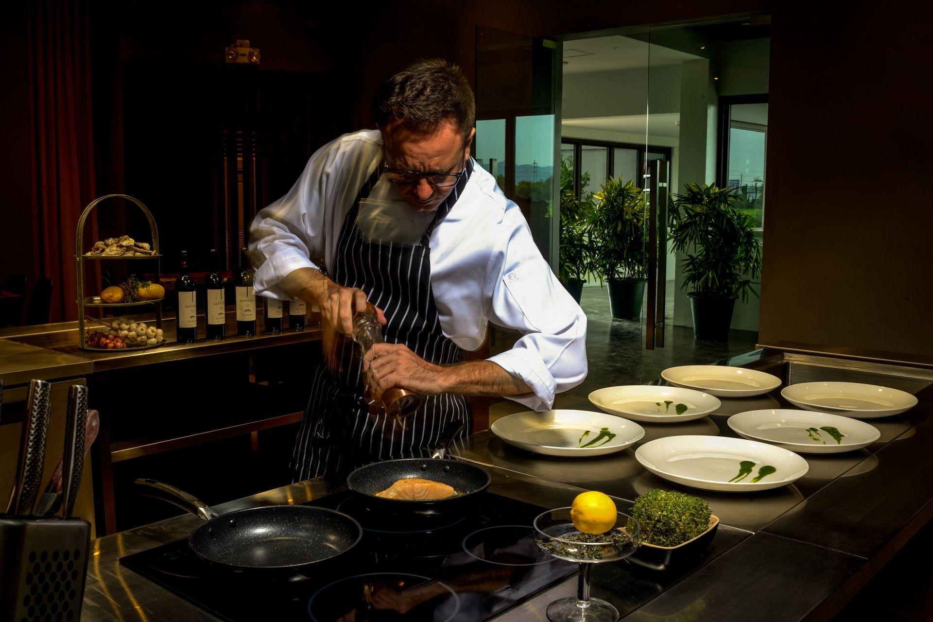 Testing, Testing! Kessler's Kitchen Is Open For Business