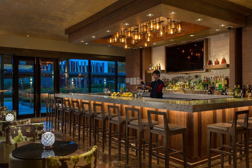 Enjoy An Extensive Selection Of Signature Cocktails At Nobu Manila