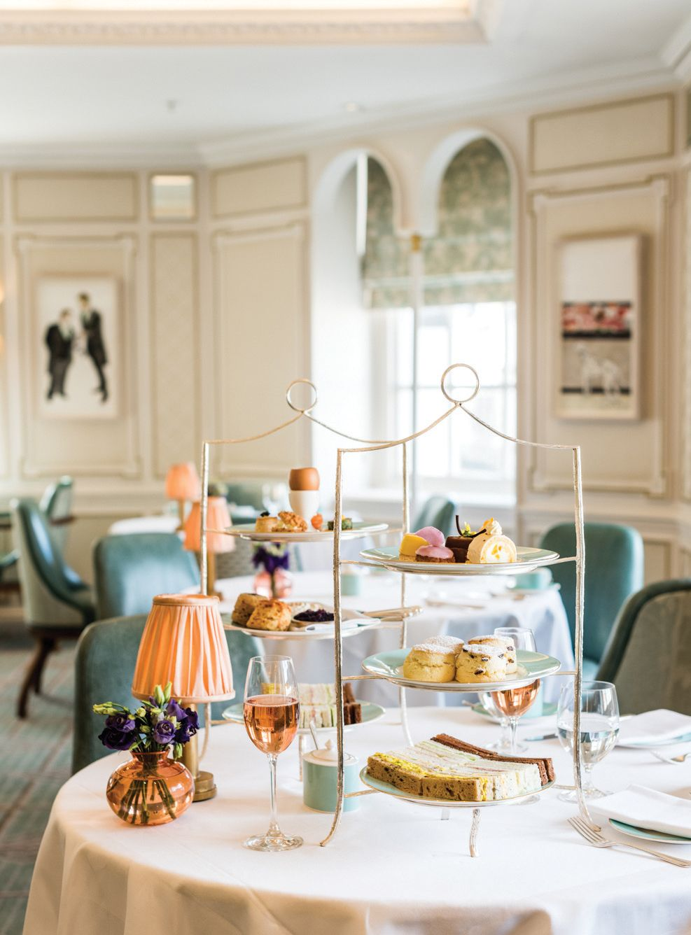 An Afternoon Tea With Fortnum and Mason's Filipino Pastry Chef