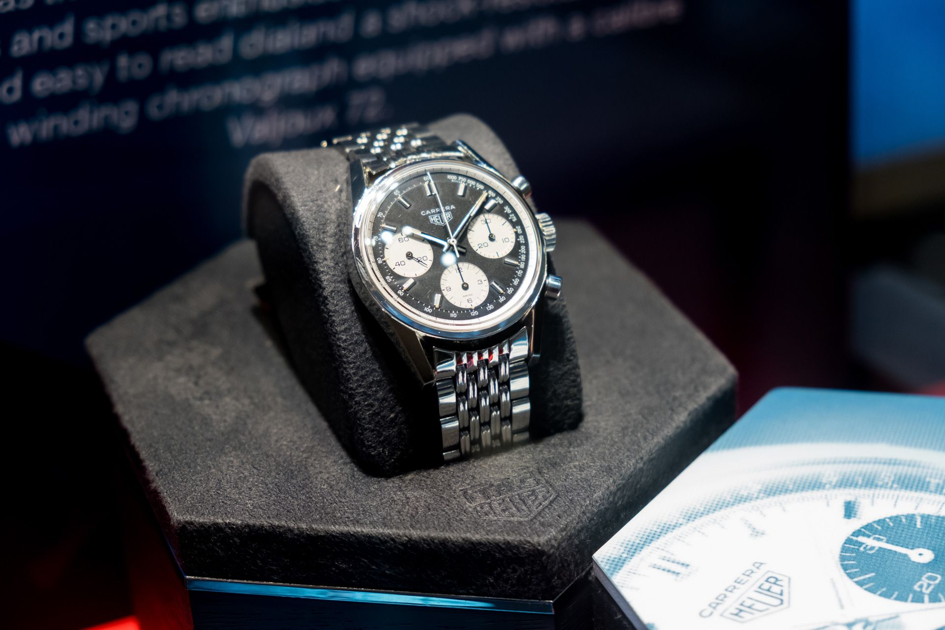 Cool Finds At TAG Heuer's Museum In Motion