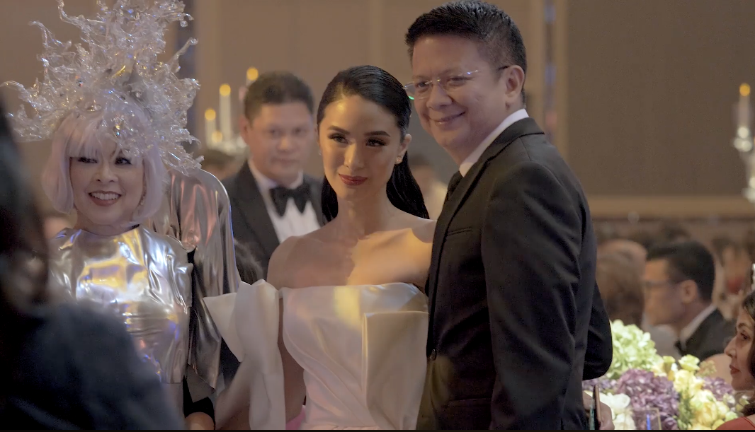 Video: Inside The Philippine Tatler Ball 2018