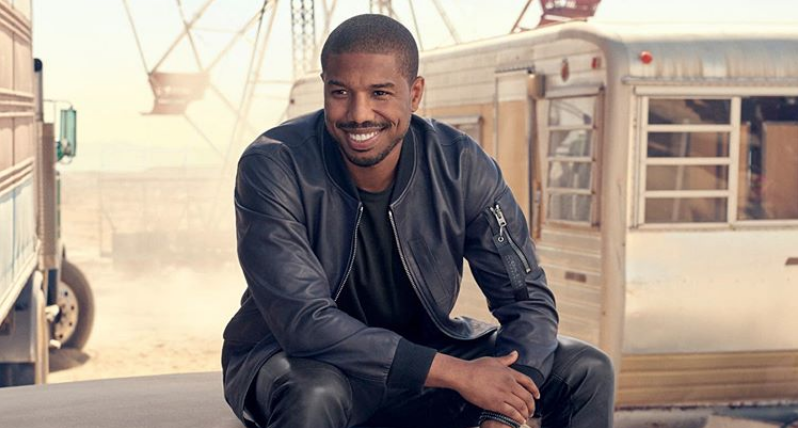 Michael B. Jordan stars in new Coach campaign