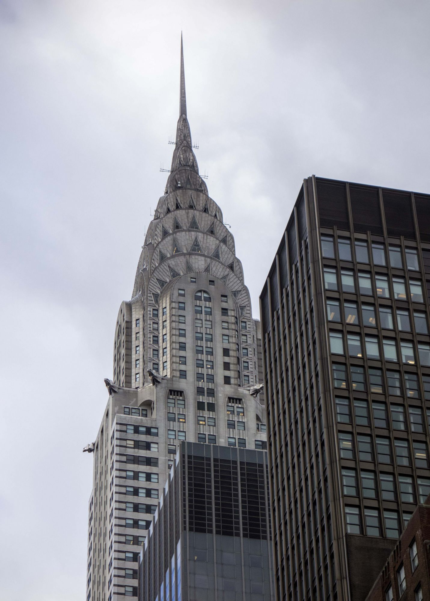 New York's iconic Chrysler Building up for sale
