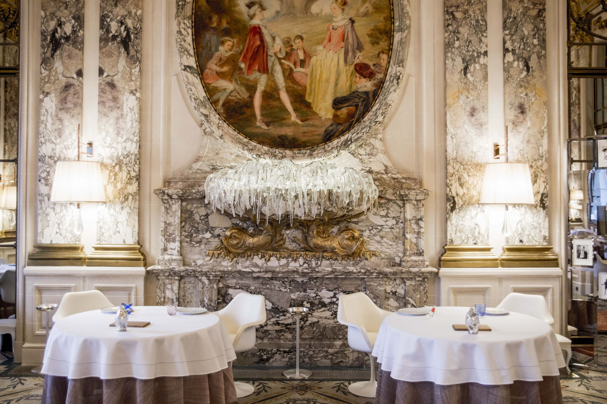 Alain Ducasse will bring five of his star chefs to Paris for a very special dinner