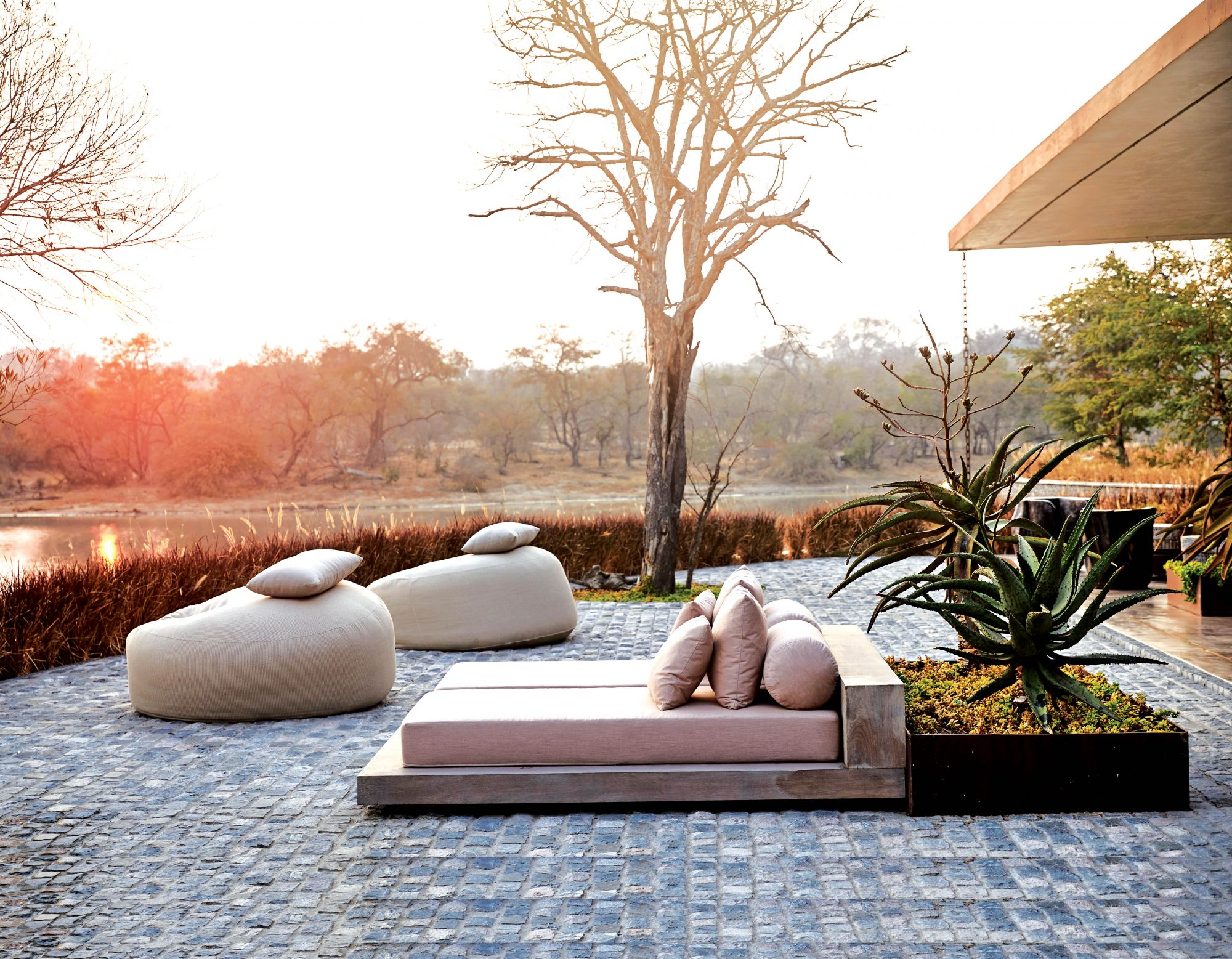 Home Tour: Inside The Holiday Home Near South Africa's Famous Kruger National Park
