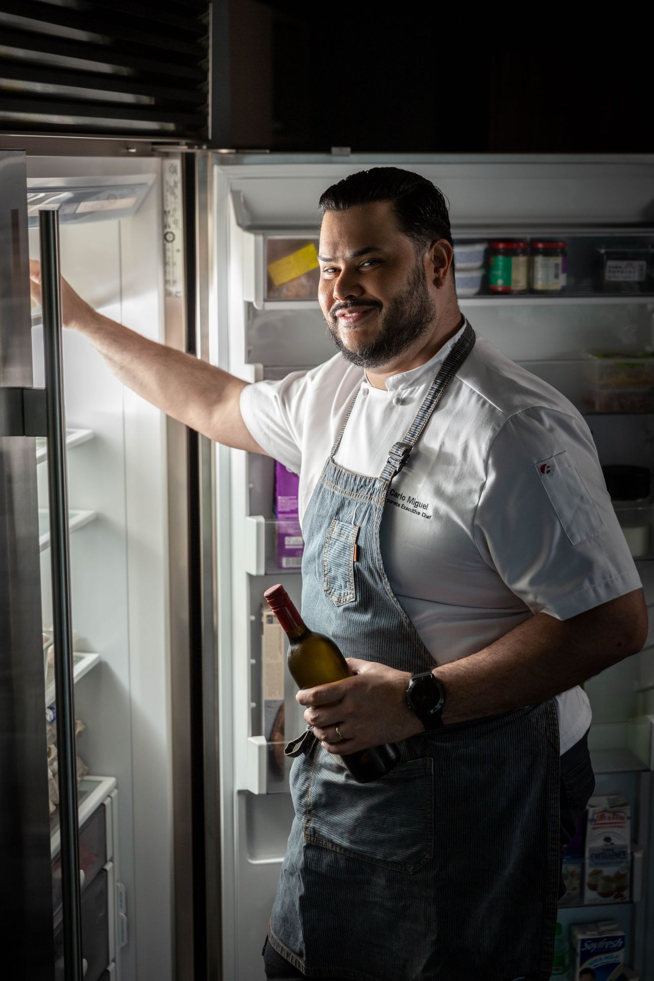 Chef's Table: With Carlo Miguel