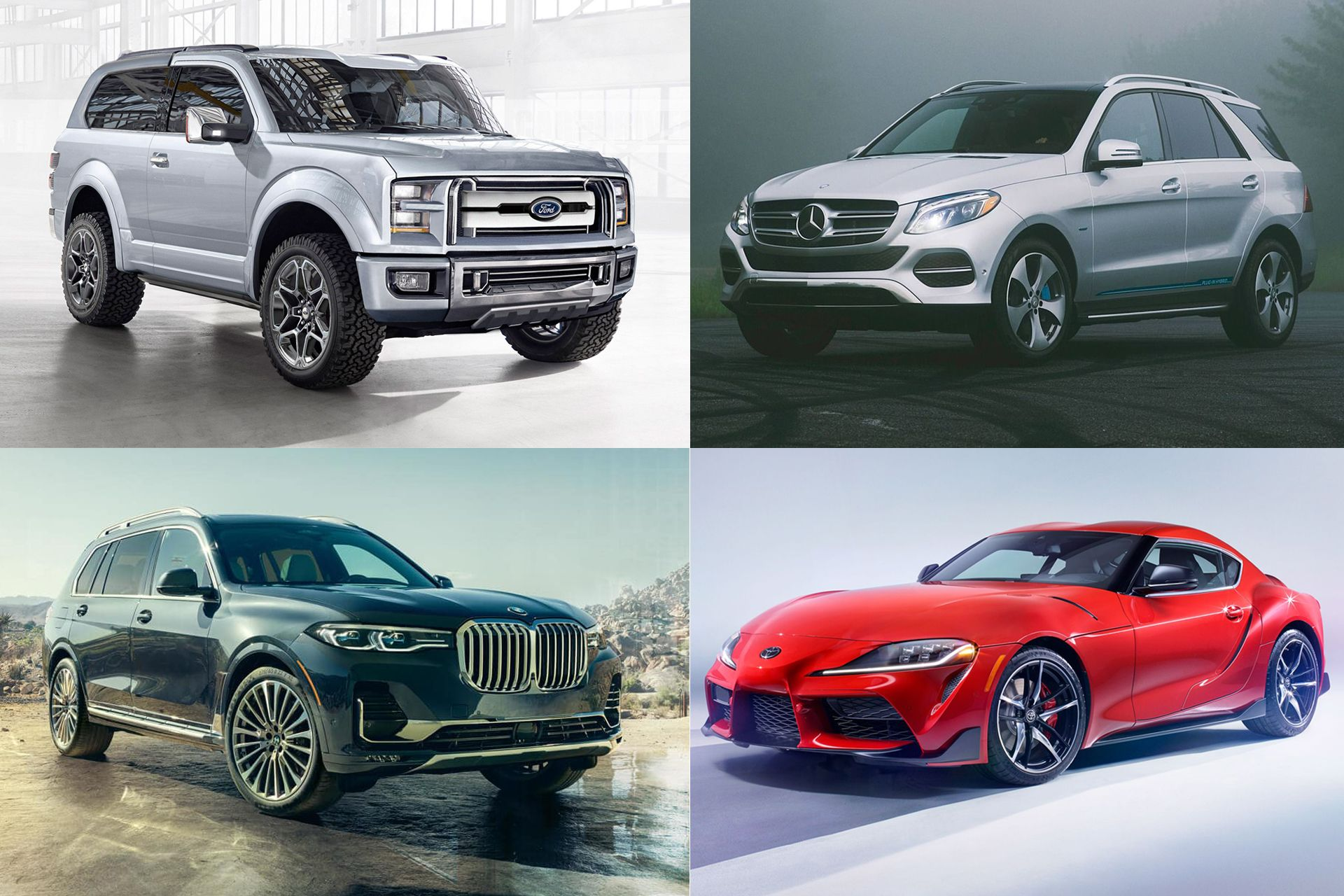 Wait For It: Some Of The Most Anticipated Cars For 2019