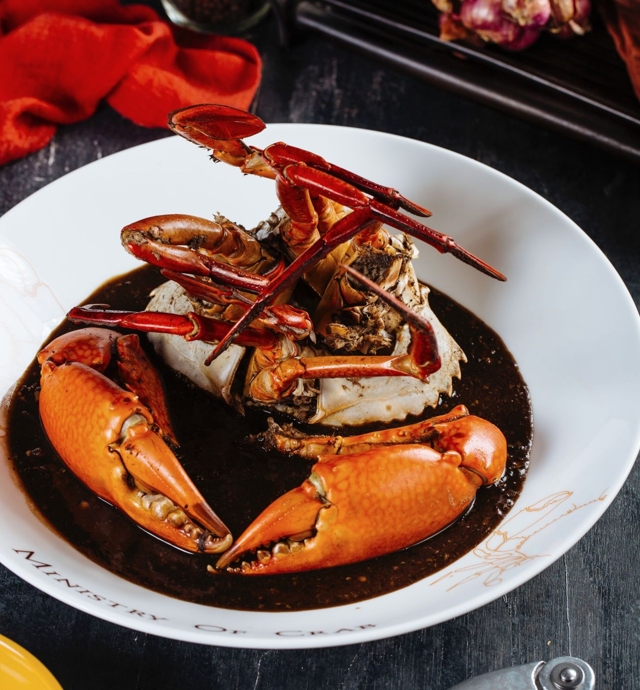 Craving Crustaceans? Ministry of Crab Opens Its Doors In Manila