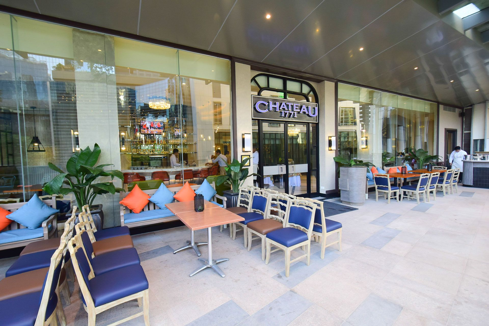 Chateau 1771 Relaunches At The Bustling BGC