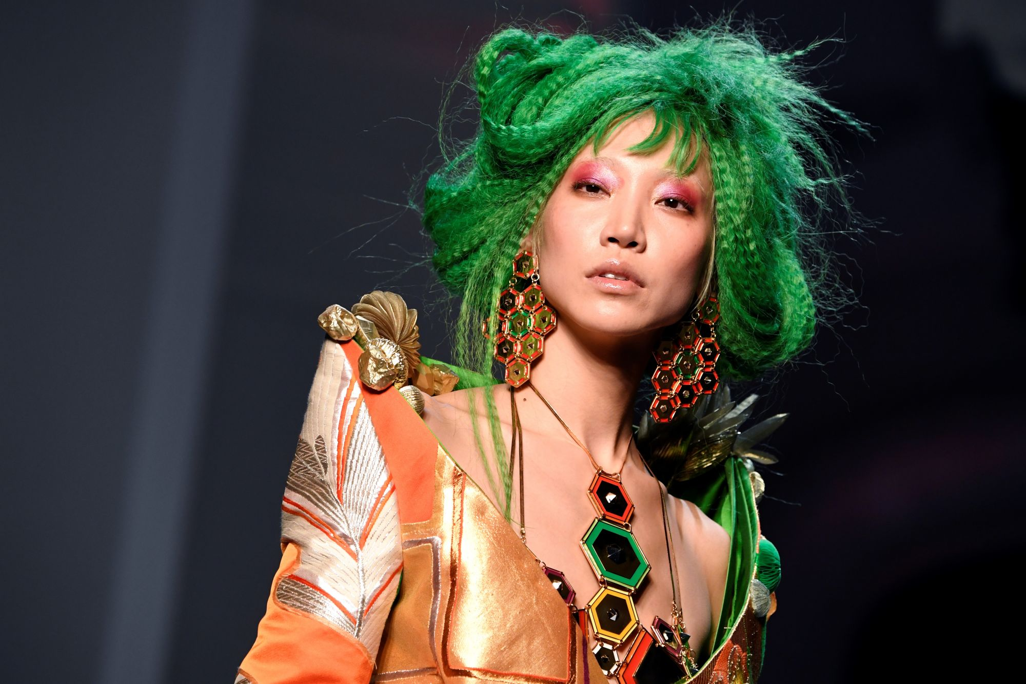 Beauty Focus: Colourful Hair For Spring